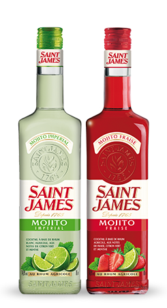 Saint-James-Mojito